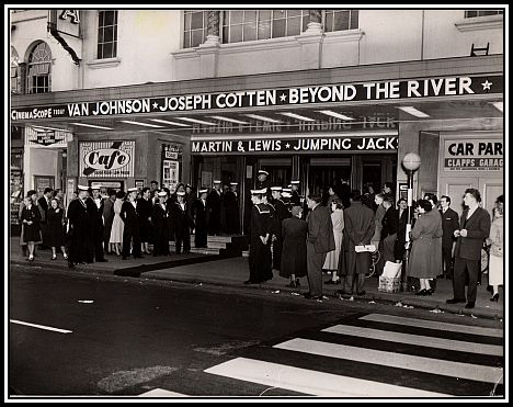Red Carpet 1956 - with border