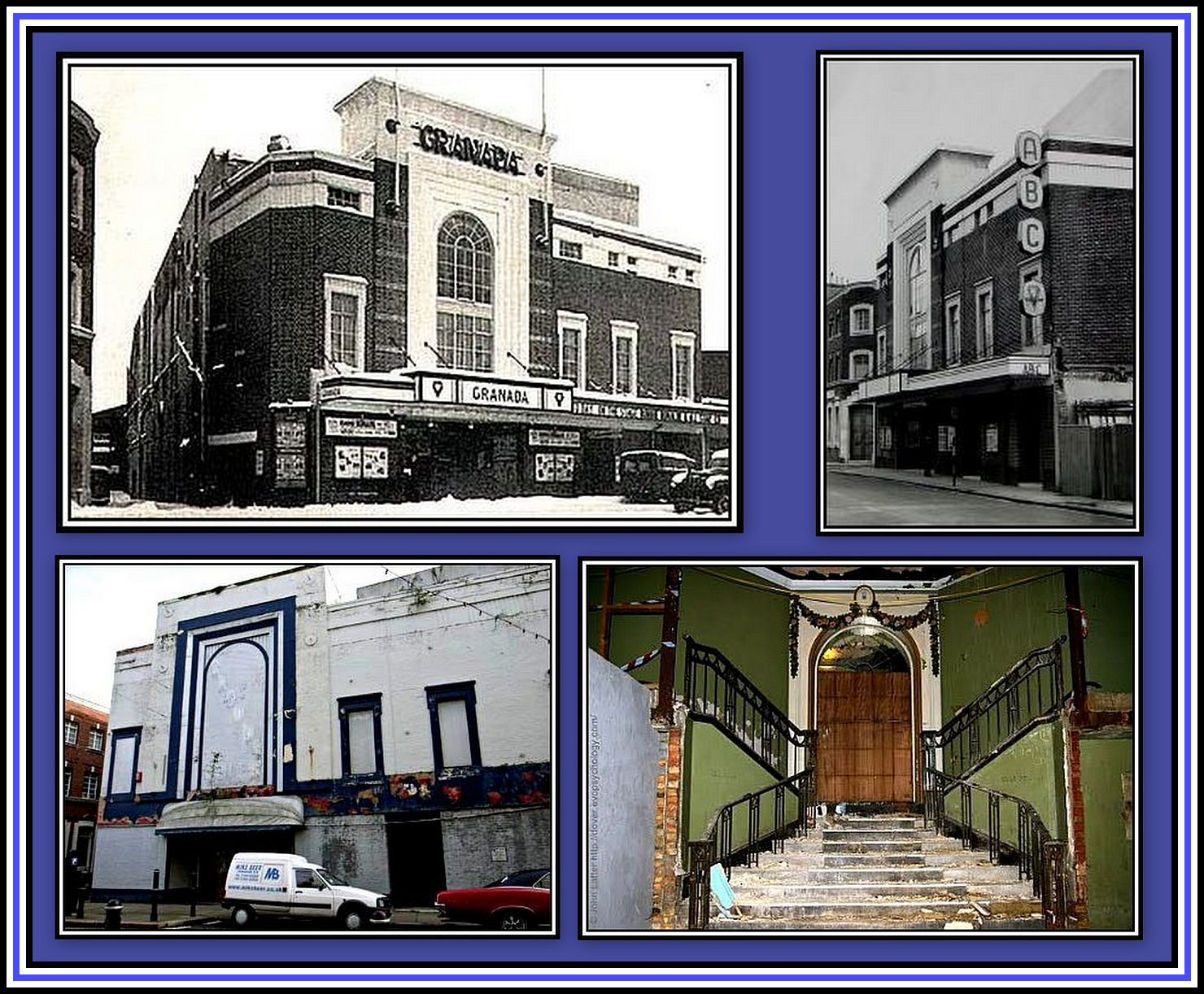 The Granada Dover Collage