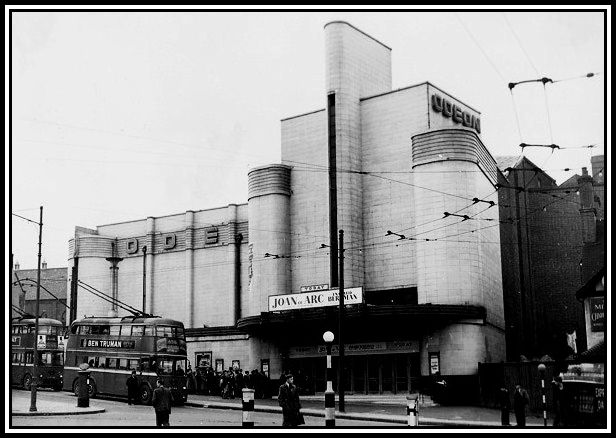 1. Odeon Woolwich