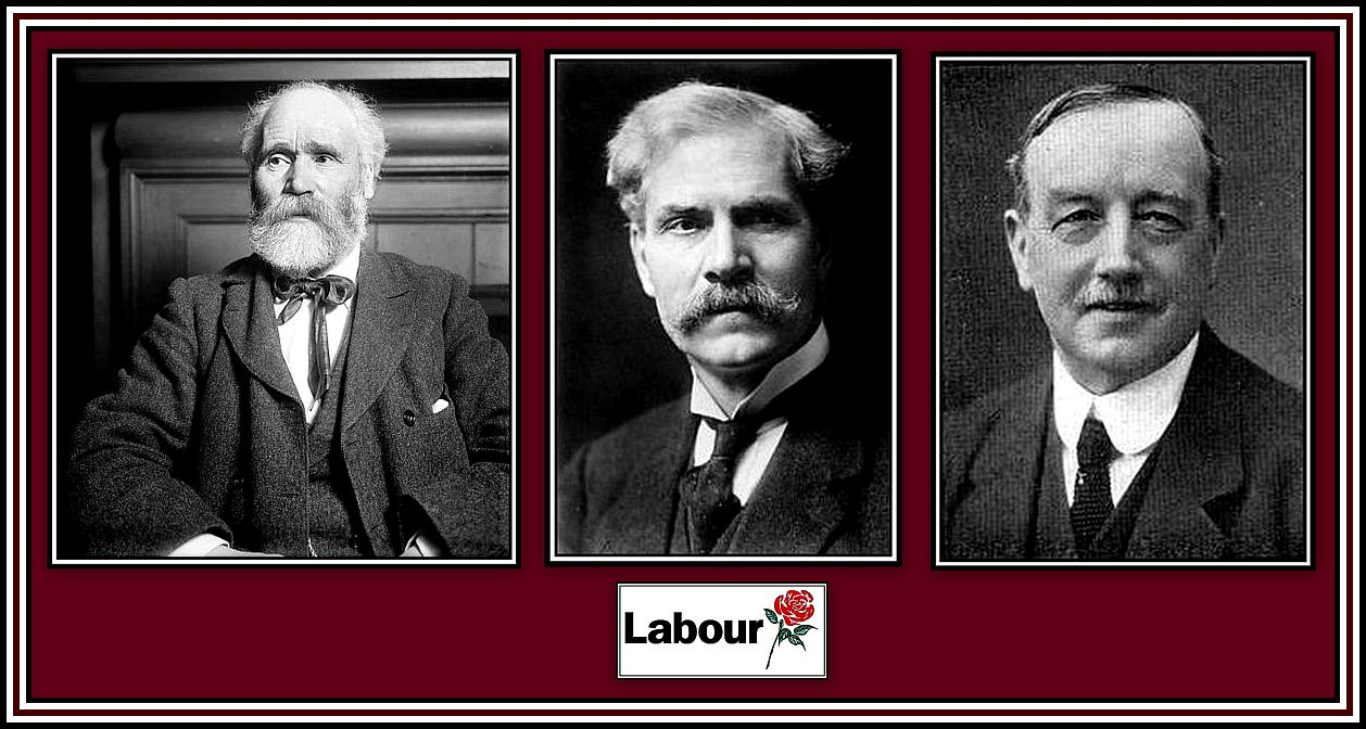 Founders of the Labour Party Collage
