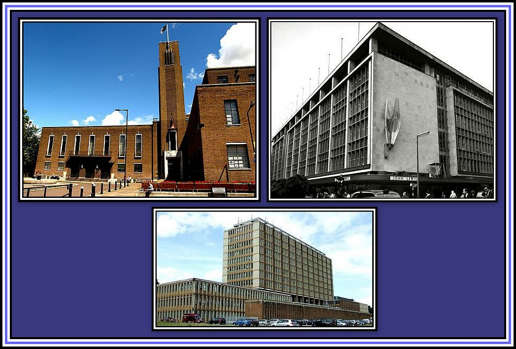Hornsey Town Hall Collage