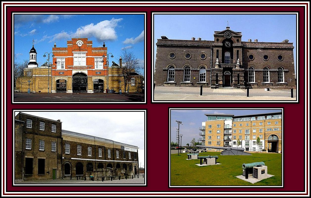 Royal Arsenal Collage