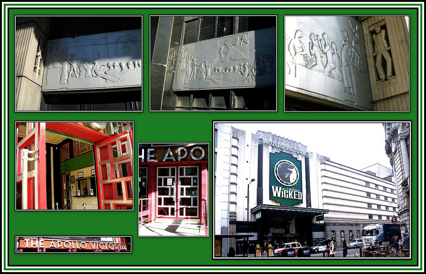 Apollo Victoria Collage