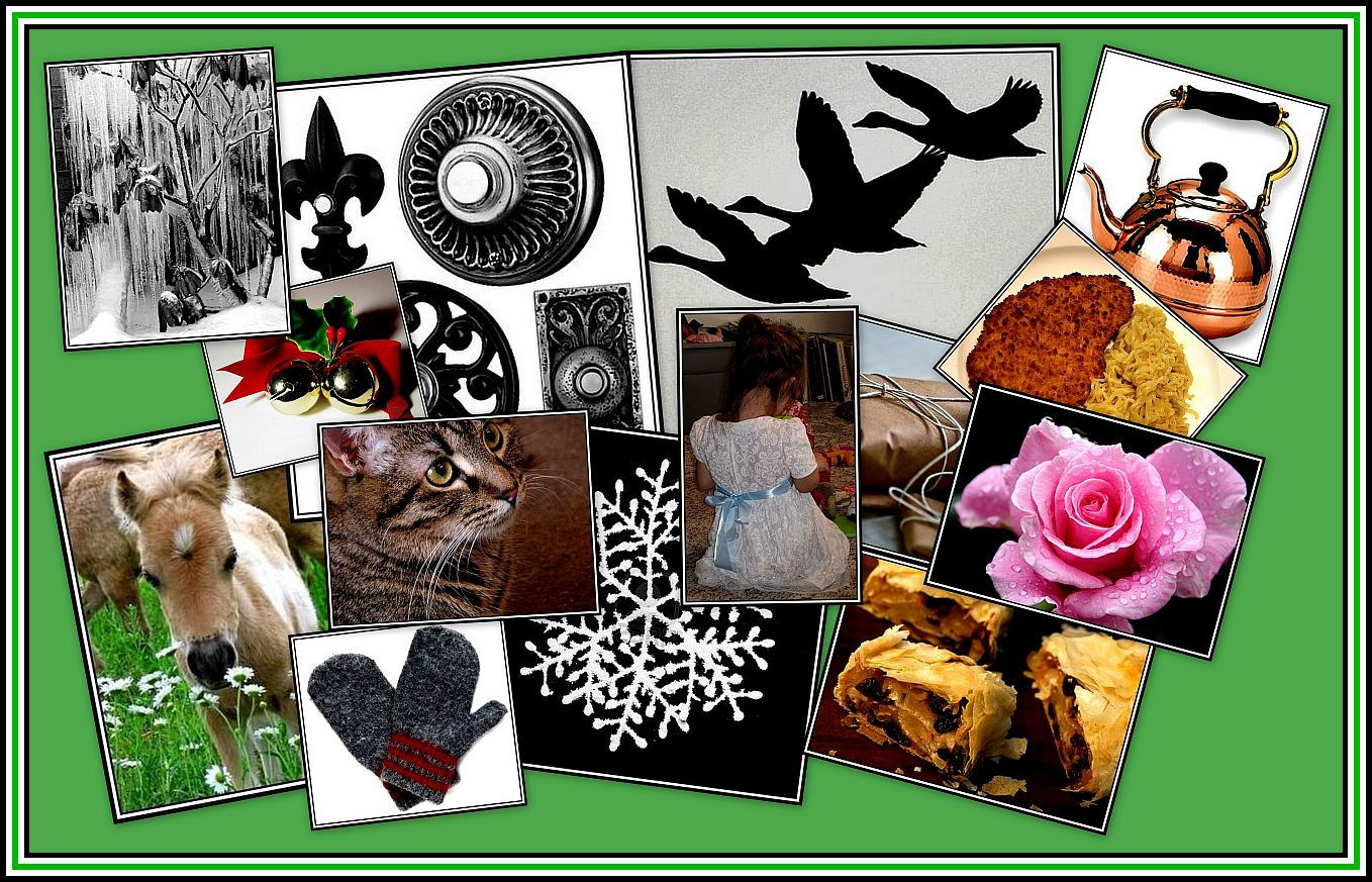 Favourite Things Collage