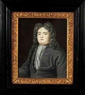 Francis (Jacob) Salvador (d. 1736) London merchant, painted by Catherine da Costa in 1720.