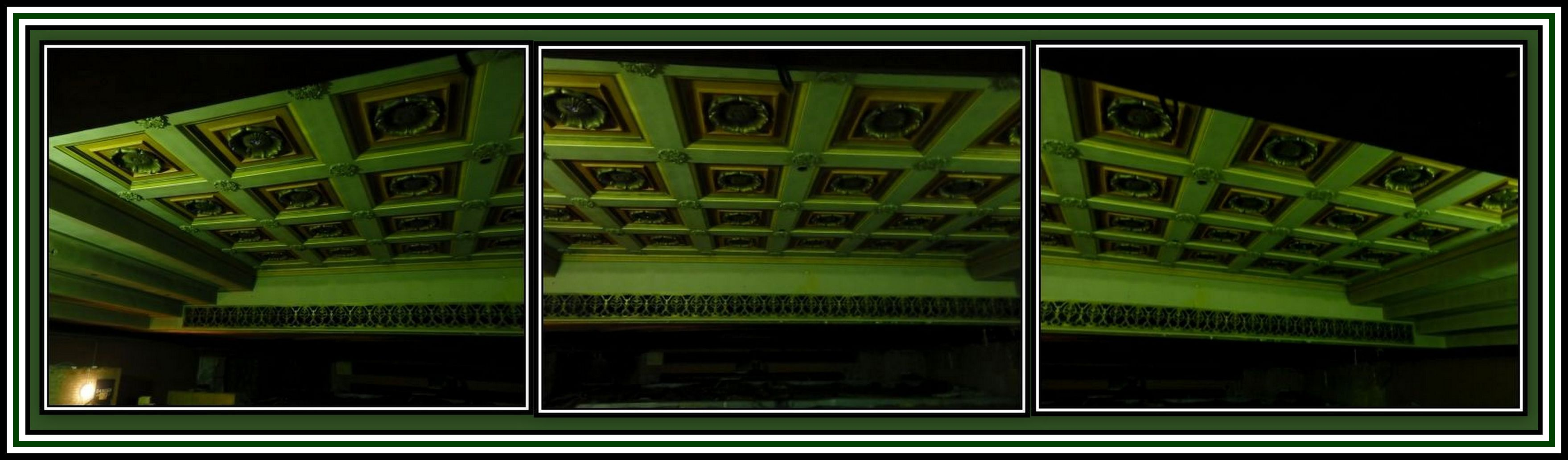 Ceiling Collage