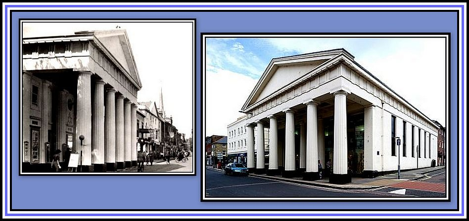 Granada Theatre-Corn Exchange Chichester Collage