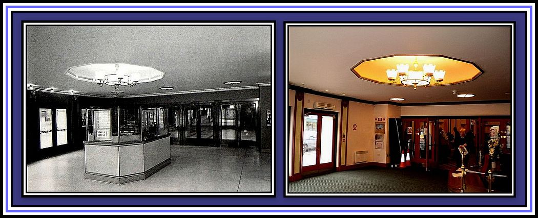 Outer Foyer Collage