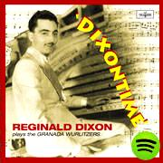 Reginald Dixon at the Granadas