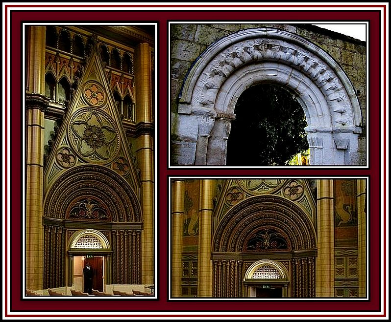 Arches Collage