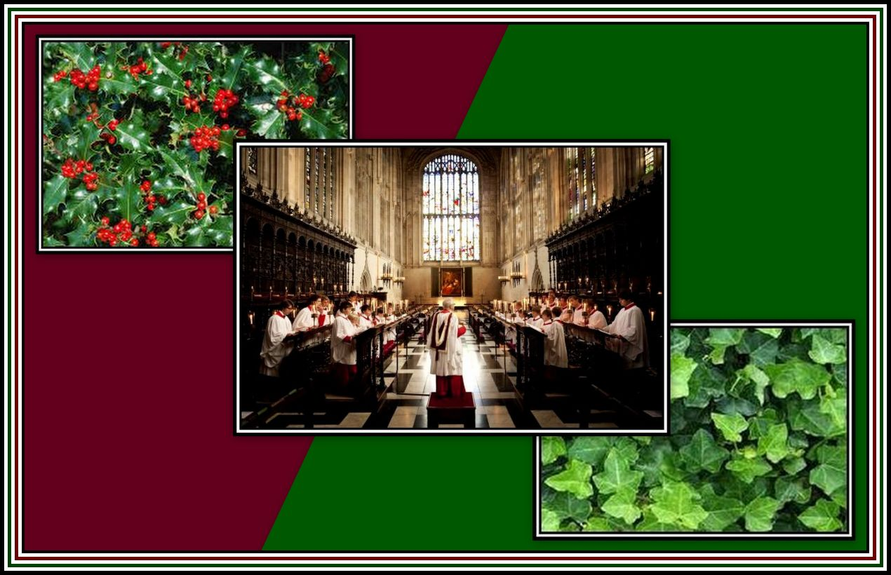 Kings College Cambridge Collage