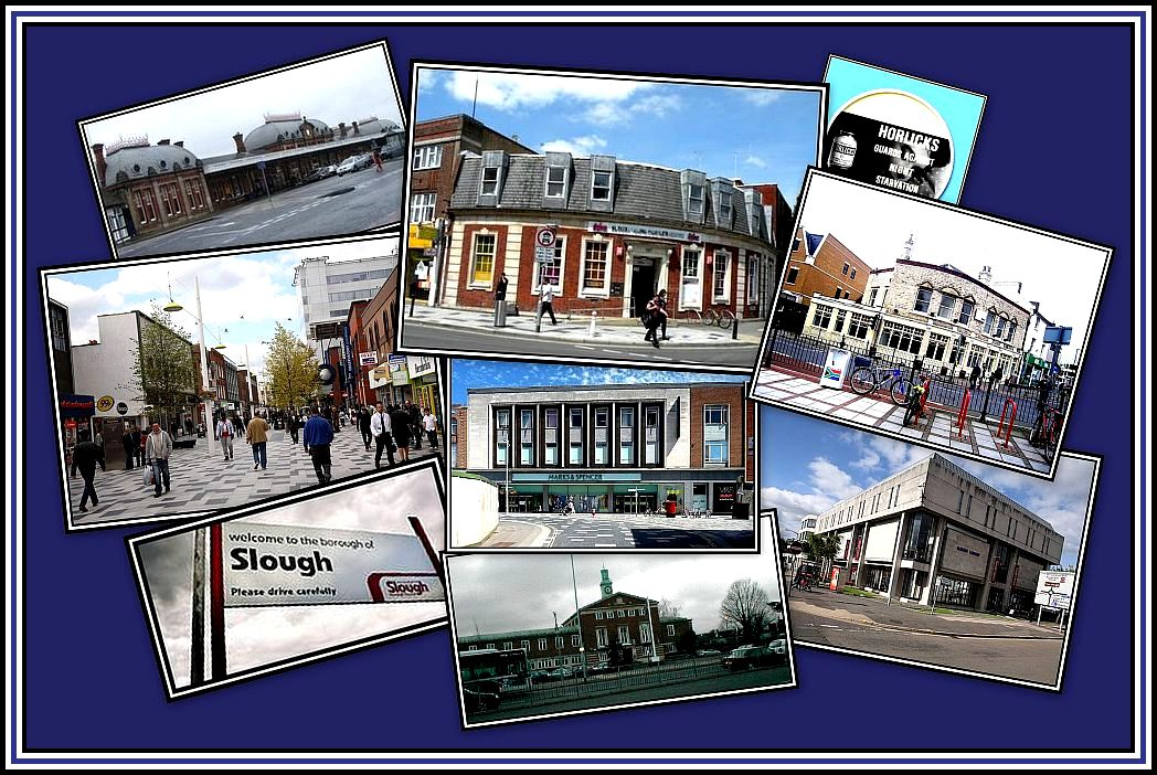 Associated Buildings Collage
