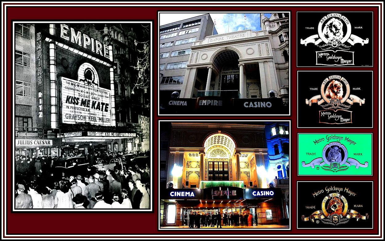Empire Leicester Square Collage