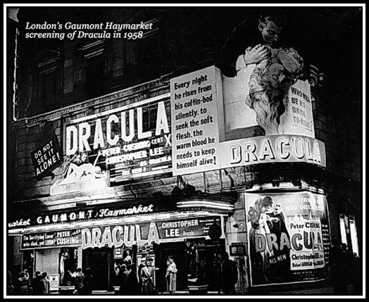 Gaumont Haymarket 1958