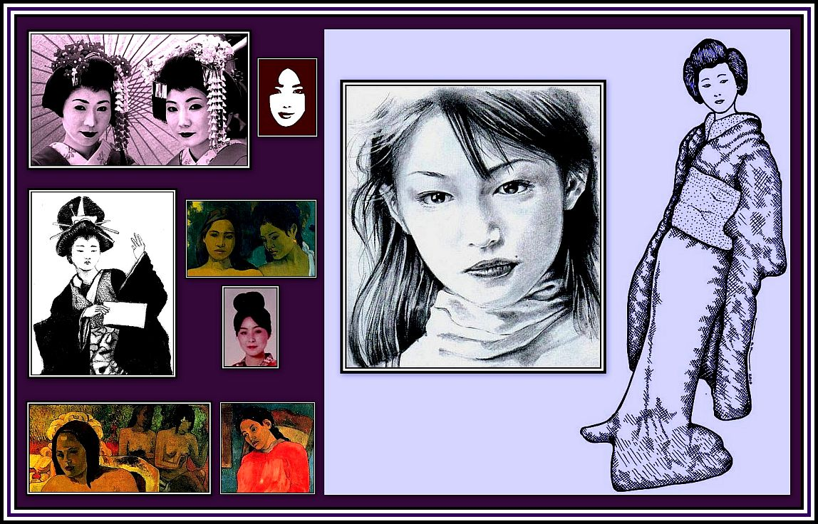 Miss Candy Collage