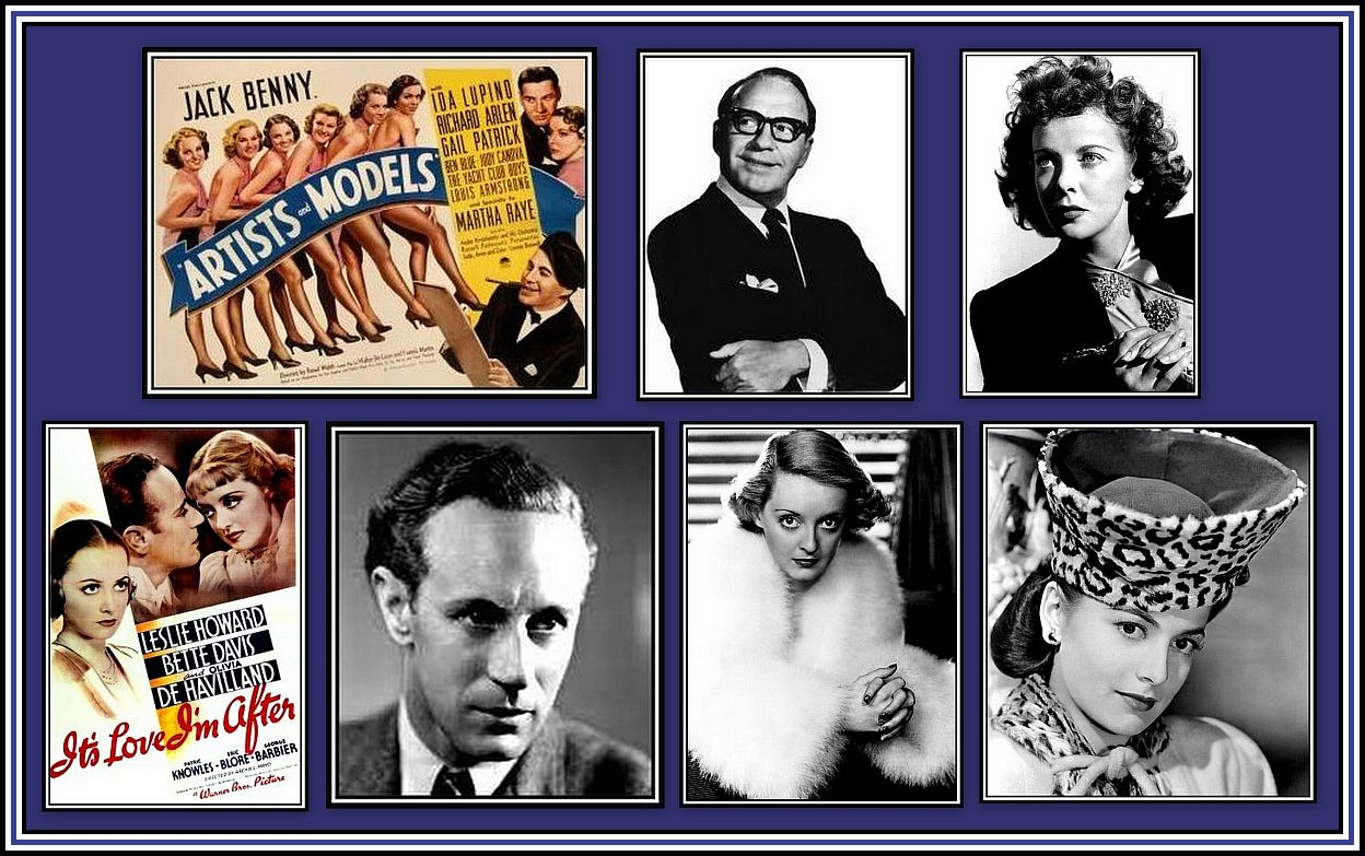 Opening Films Collage