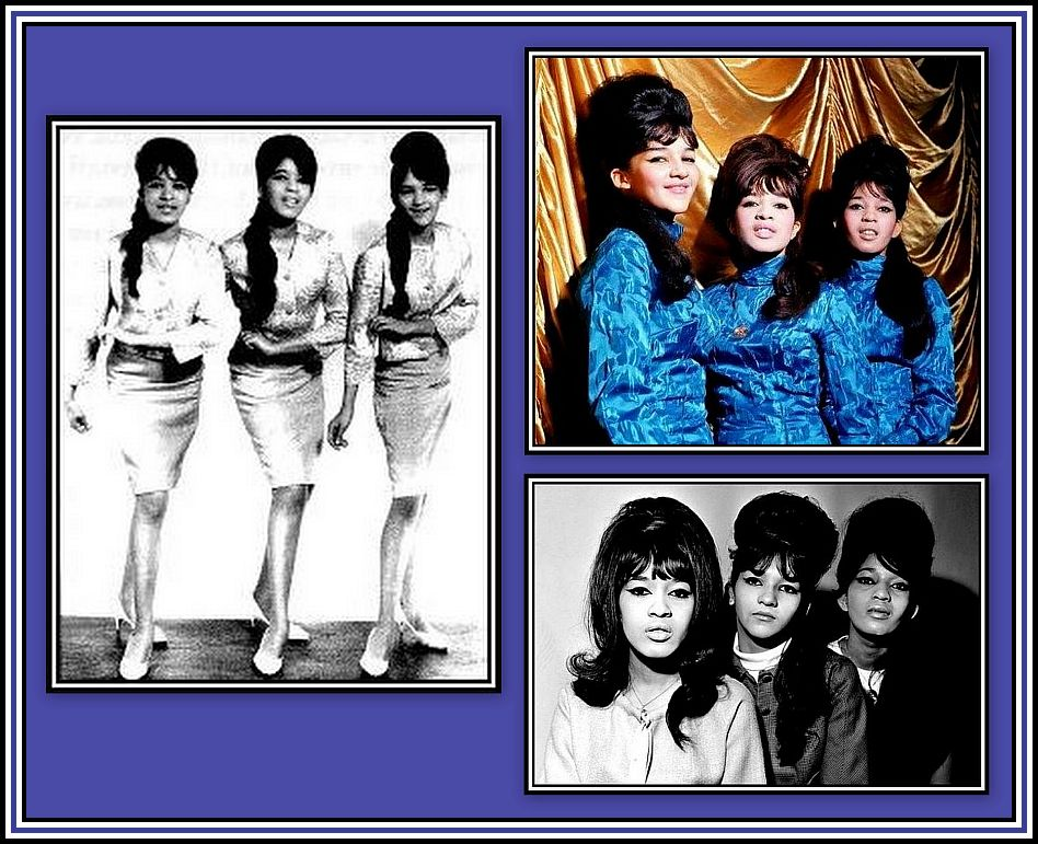 The Ronettes Collage