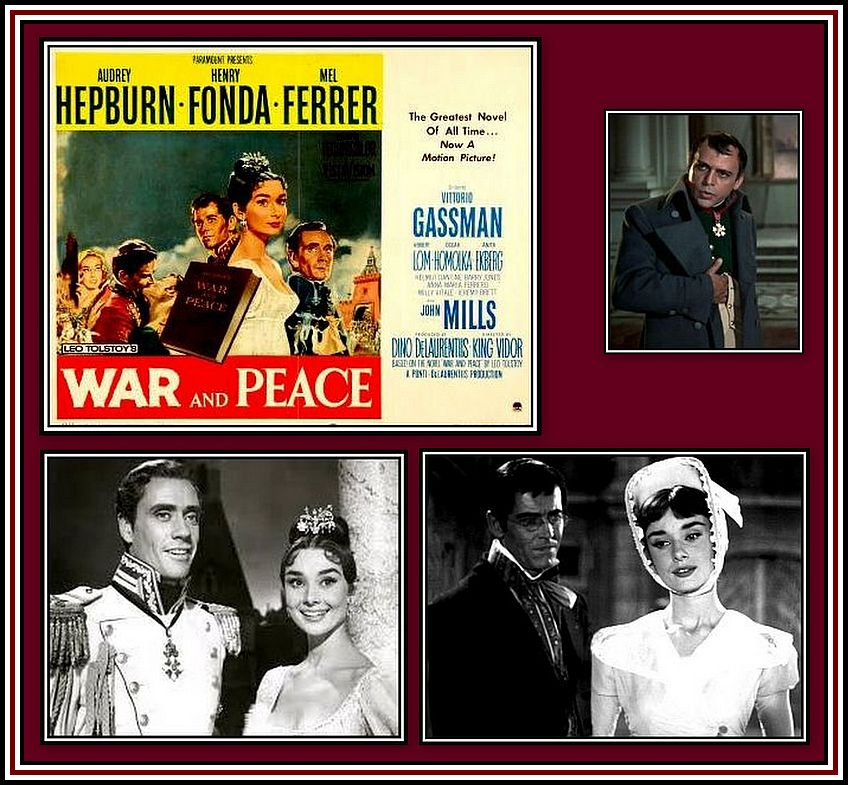War & Peace Collage