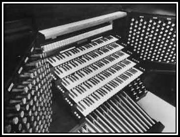 Calvary Grand Organ - Manual