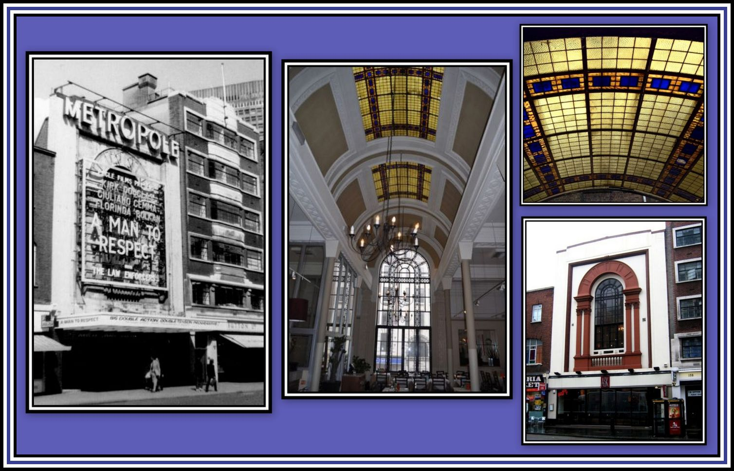 Metropole Collage