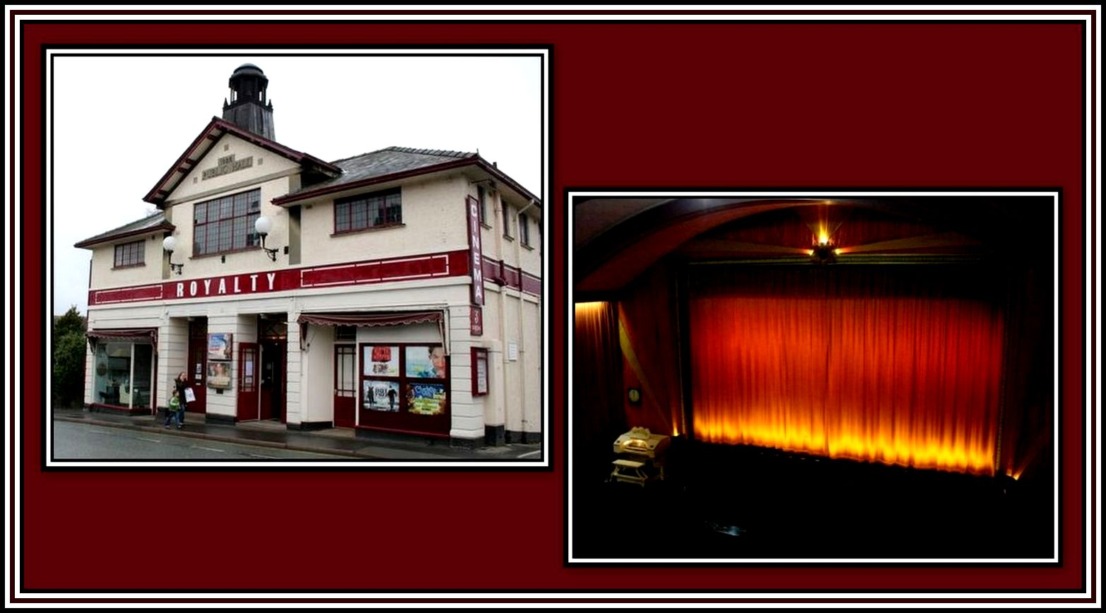 Royalty Cinema Collage
