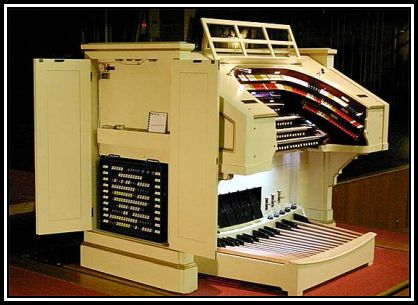 The Dickenson Kimball Master Console