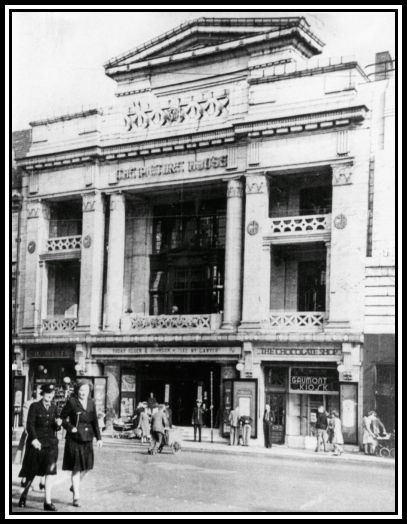 The Picture House, Walshall 1940