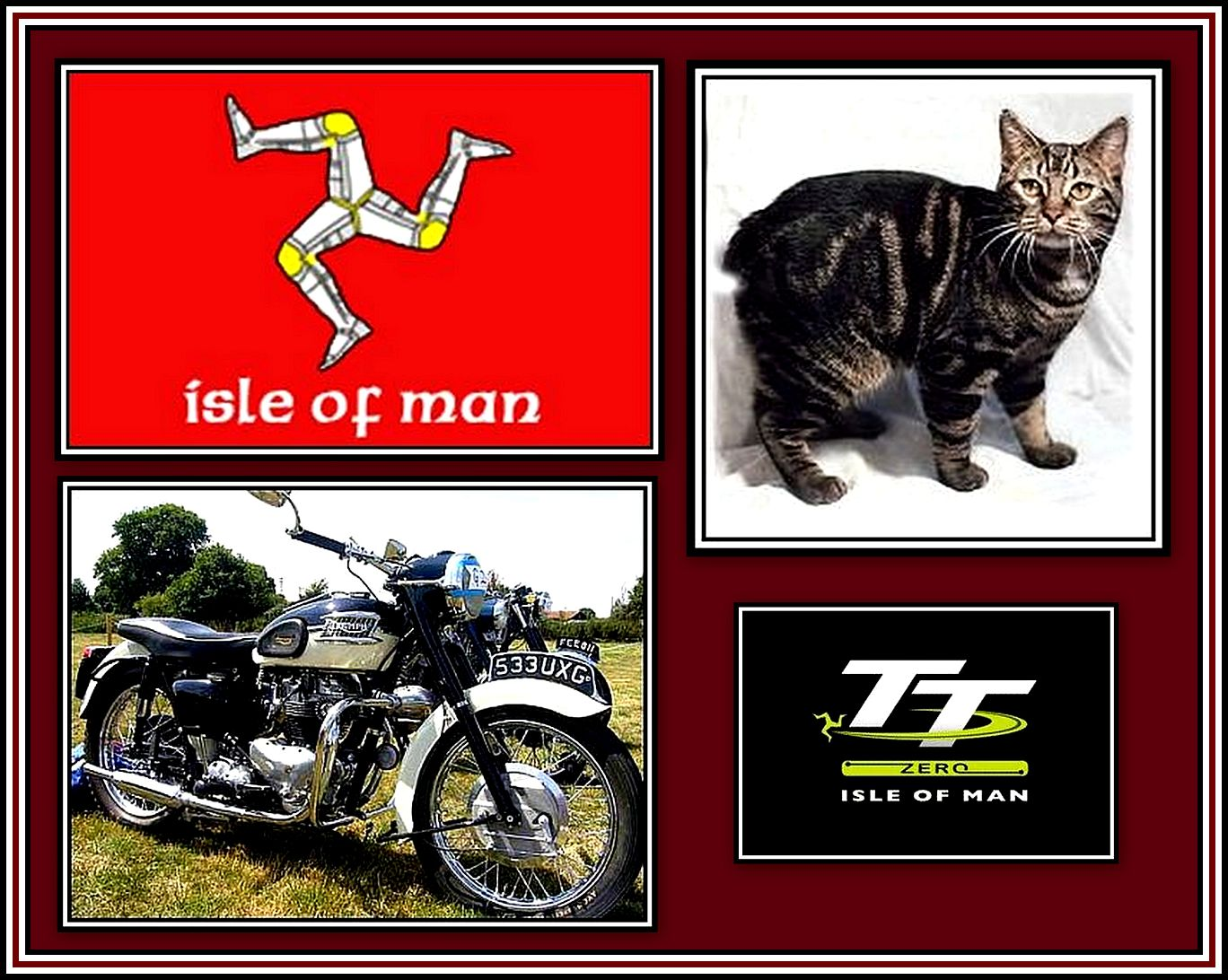 Isle of Man Collage