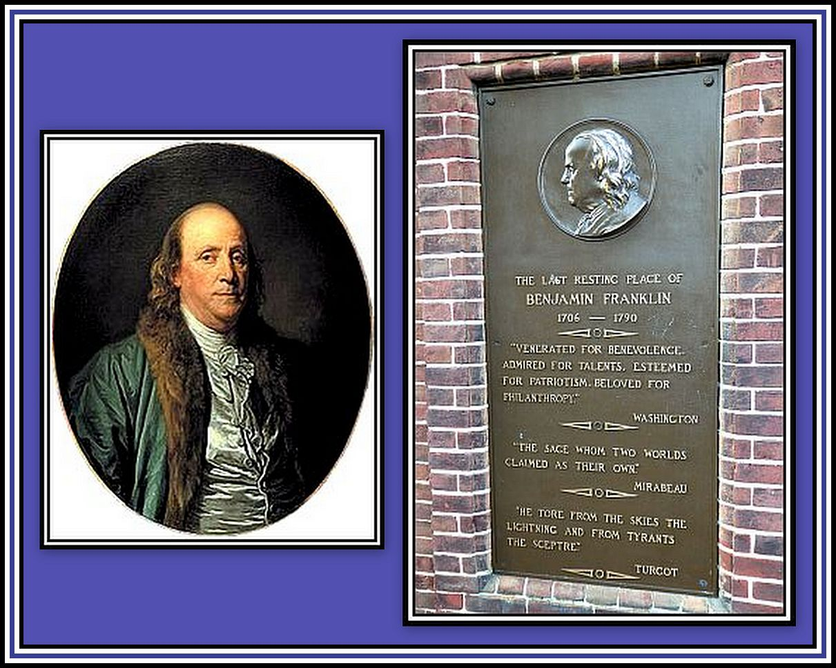 Benjamin Franklin Collage