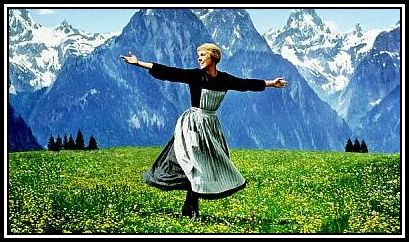 JA in The Sound of Music