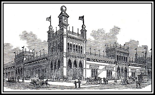 John_Wanamaker's_Clothing_House,_Market_St,_Philadelphia,_PA_1876 red.