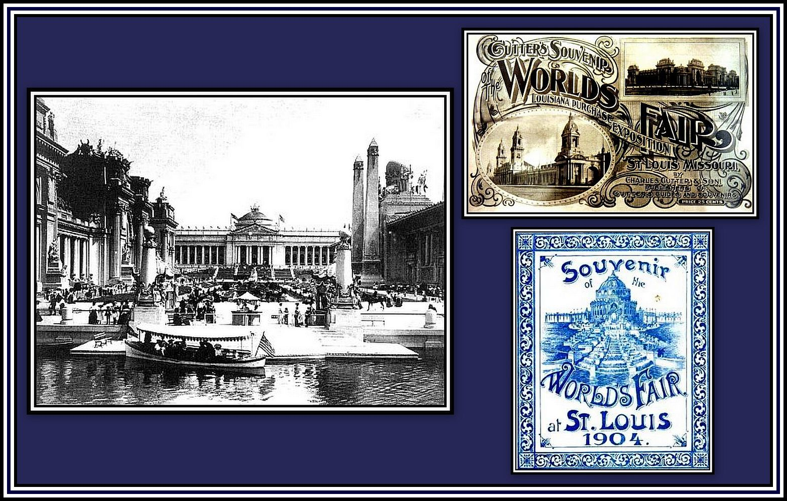 World Fair Collage