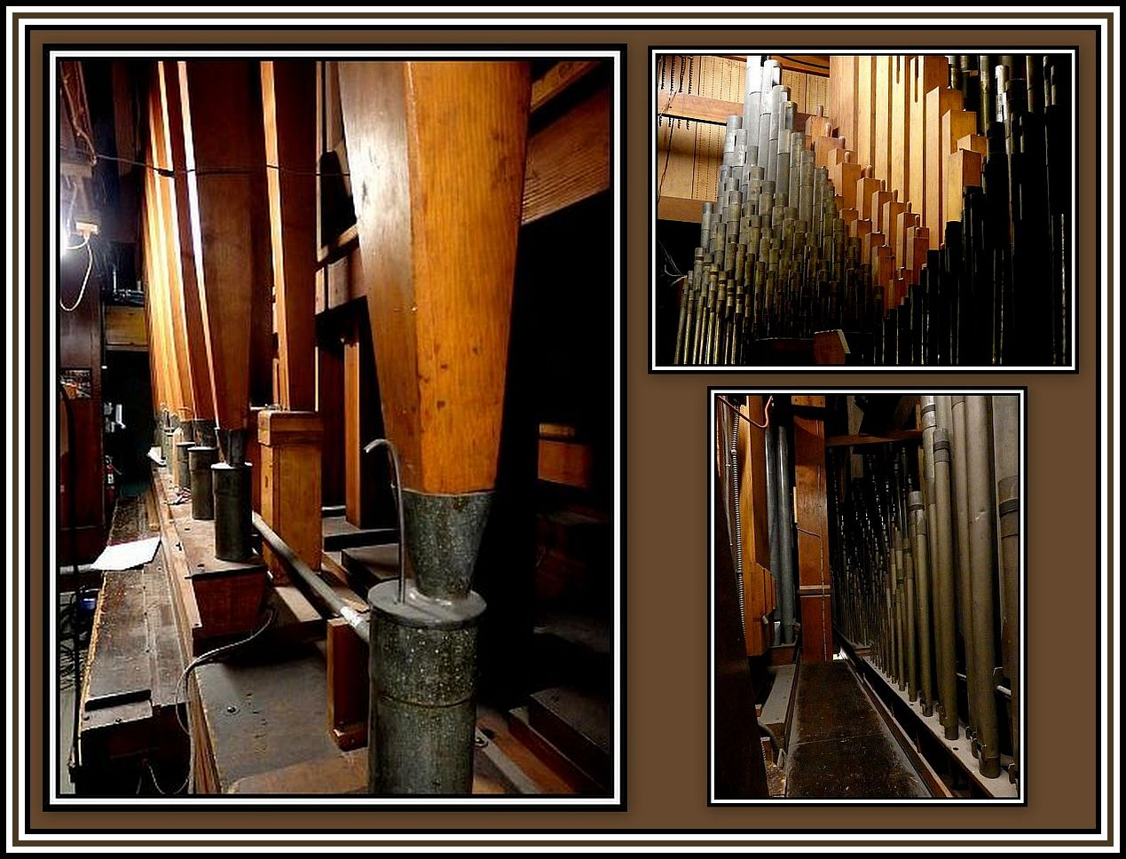 Sweeping Pipes Collage 2