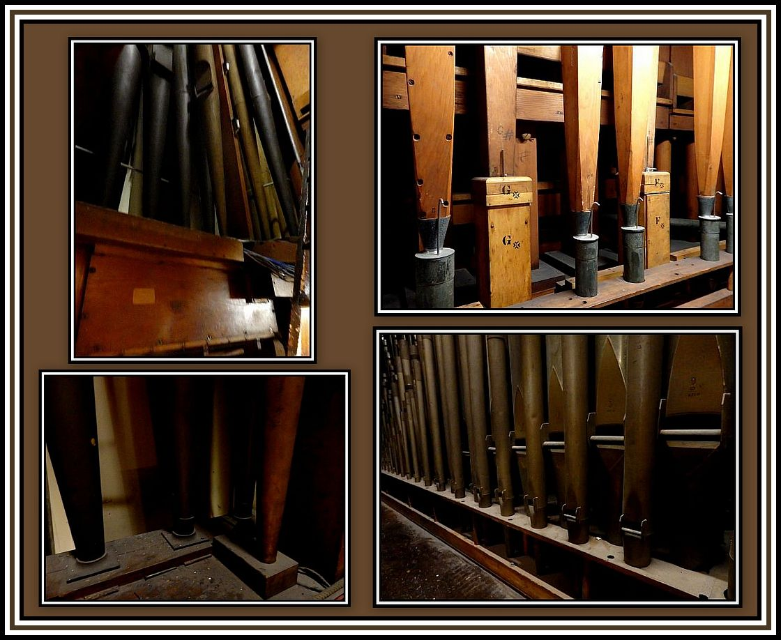 Sweeping Pipes Collage 3