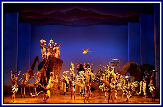 The Lion King Musical The Circle of Life