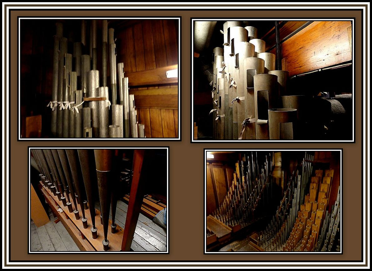 Yet more amazing pipes Collage