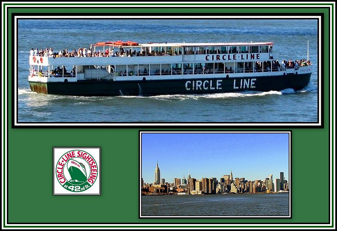 The Circle Line Collage