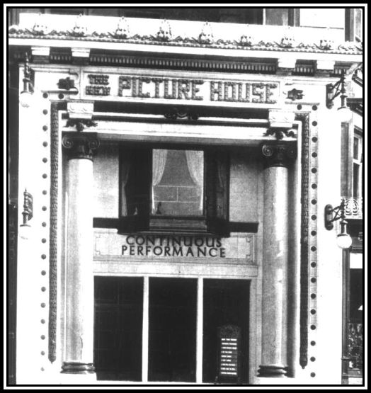 New Picture House Edinburgh from Clive Pollard - 2