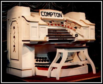 Paramount Glasgow Console