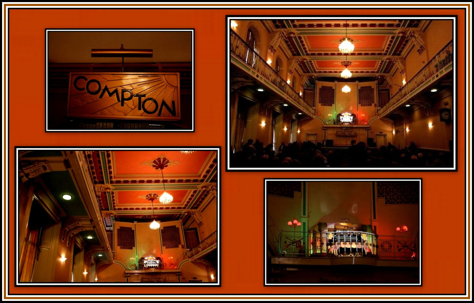 Alex Smith Louth Town Hall Collage