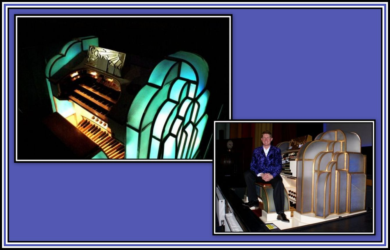Odeon WSM & Rober Wolfe Collage