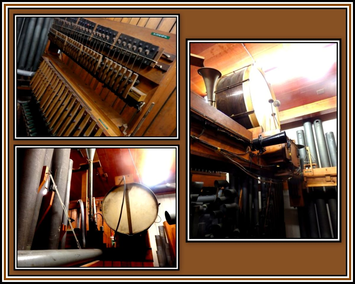 Percussion & Glockenspiel Collage