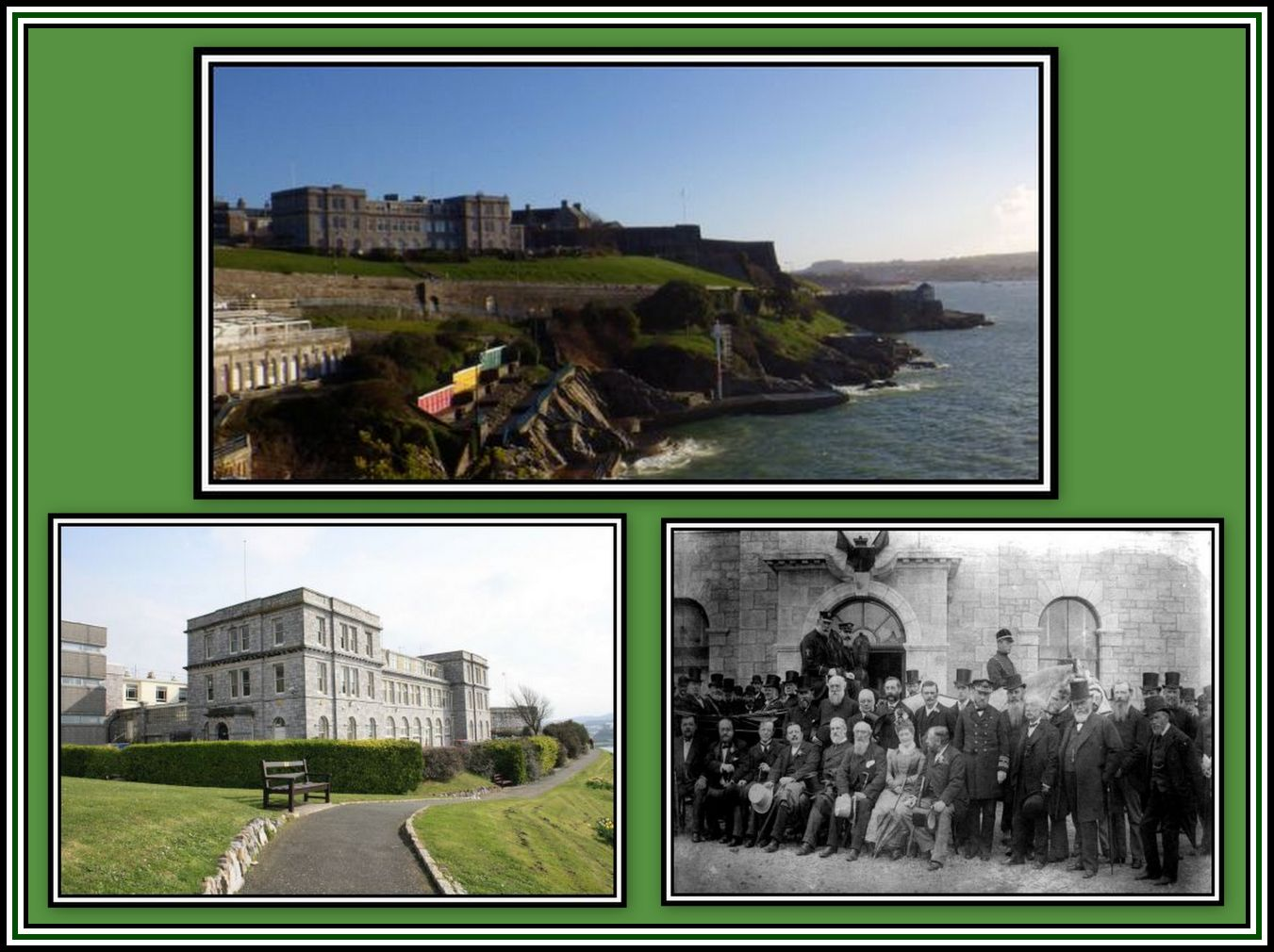 Citadel Hill Collage