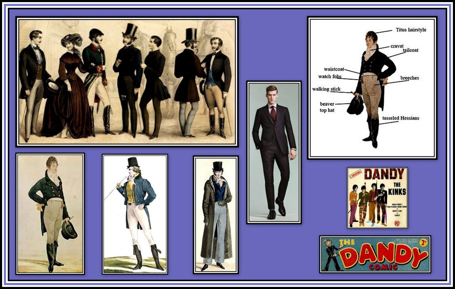 Dandy Collage
