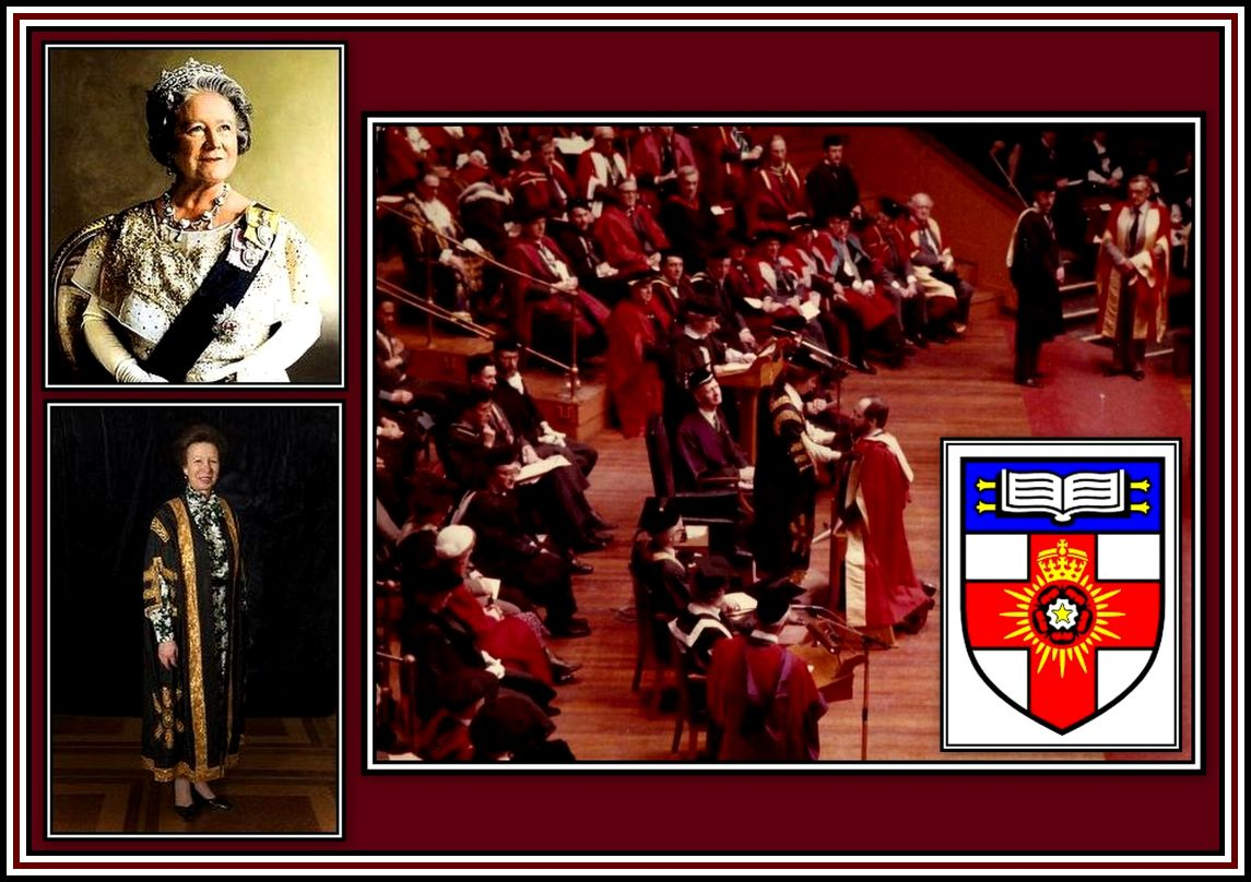 Graduation 1985 Collage