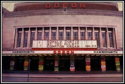 Hammersmith, Odeon - PAUL