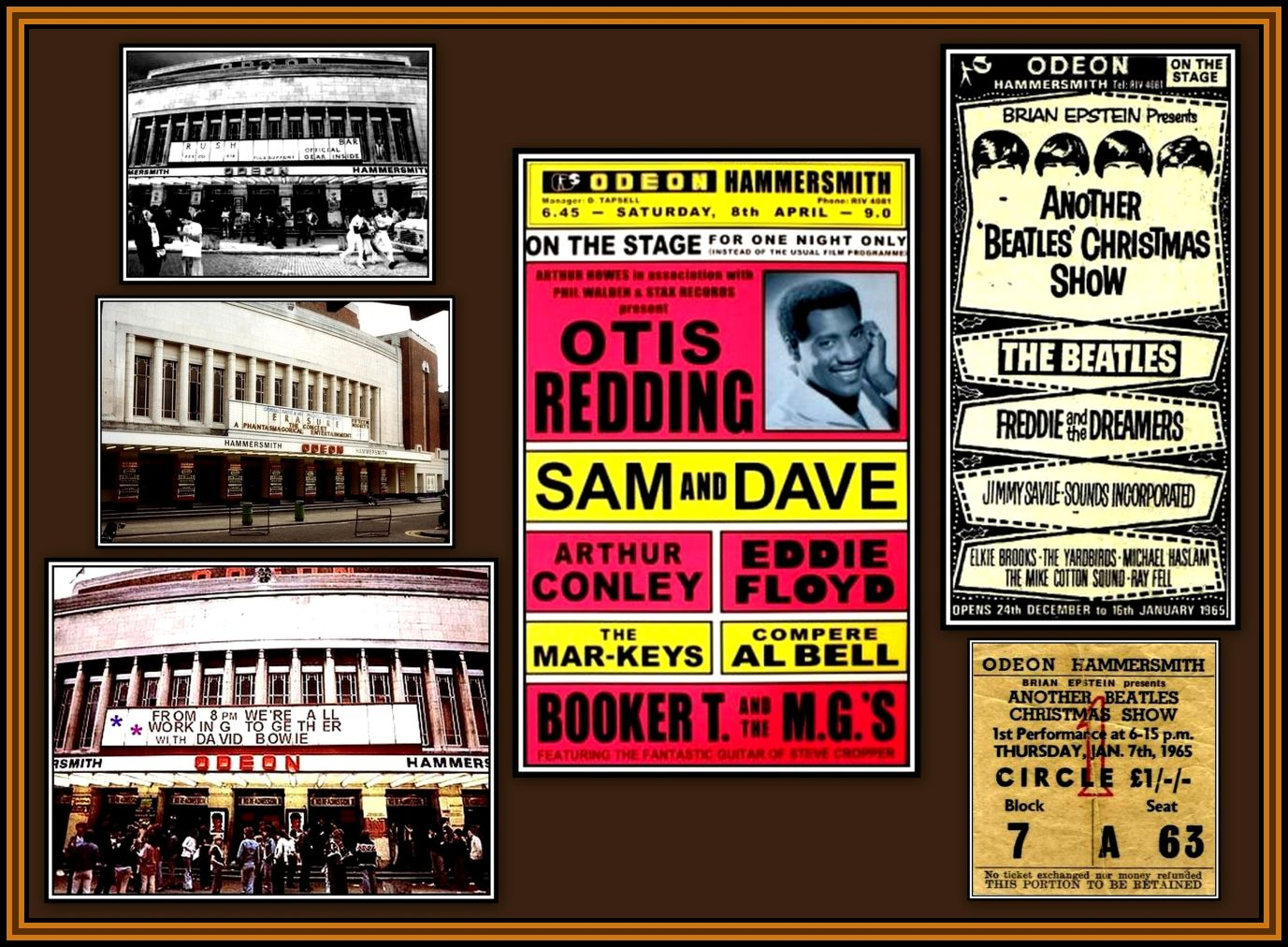 Odeon Hammersmith Collage