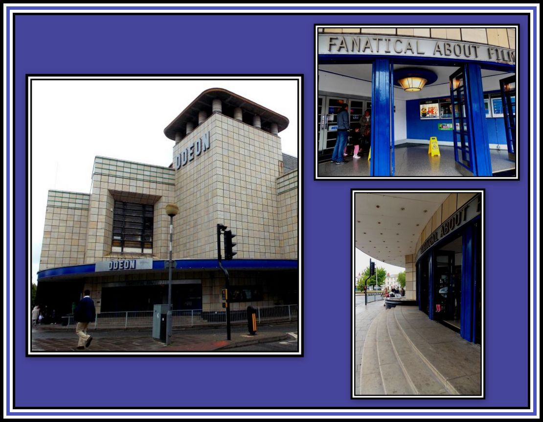 Odeon WSM Today Collage