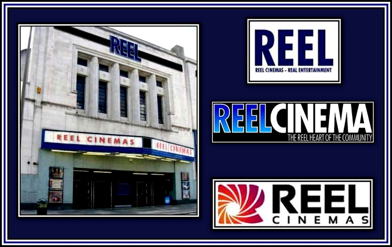 Reel Cinema Collage