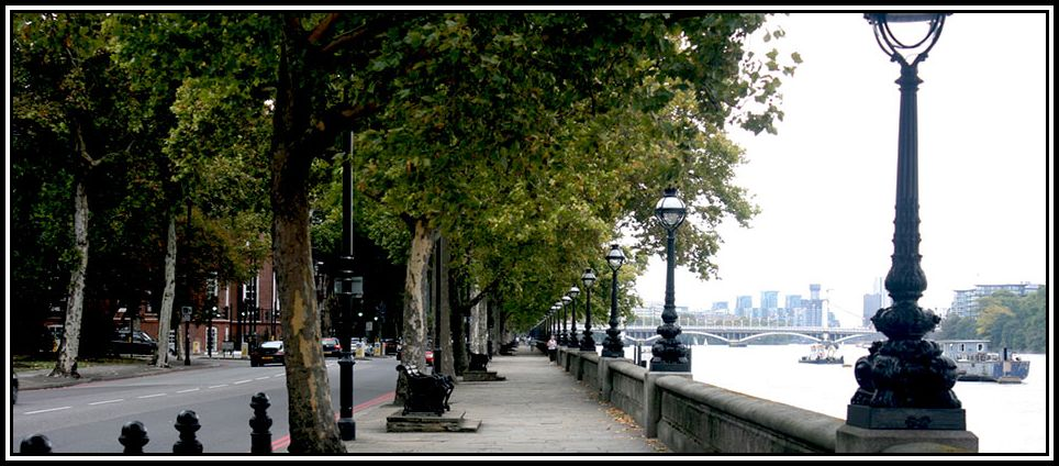 The Embankment Series Home Page Stories Of London